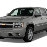 2020 Chevy Avalanche front