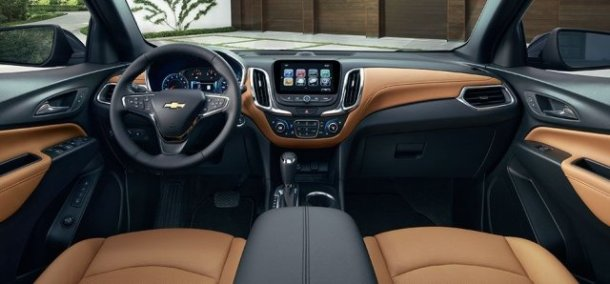 2021-Chevrolet-Equinox-Interior