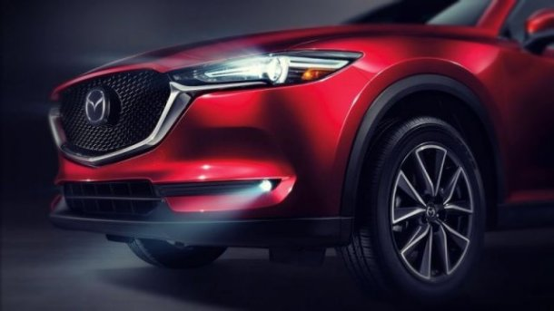 2021 Mazda CX-5 Kodo Design