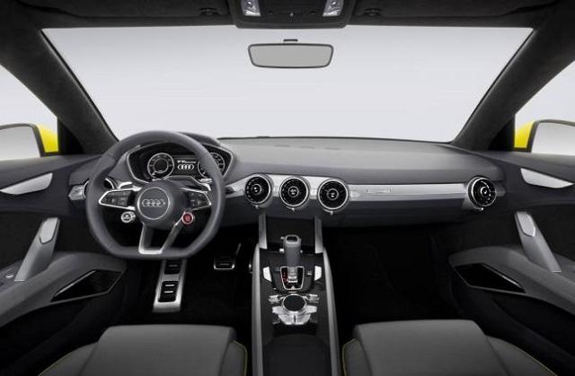 2019 Audi Q4 interior