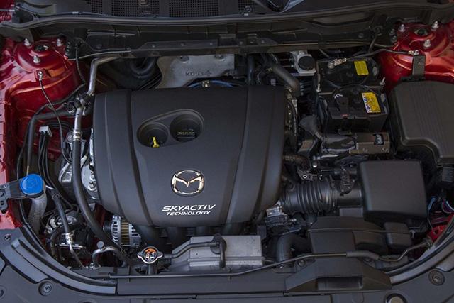 2019 Mazda CX-5 specs