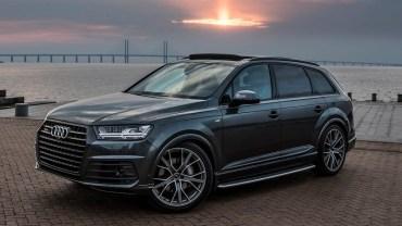 2019 Audi Q7 RS