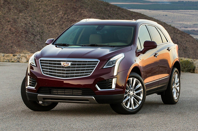 2019 cadillac xt7 redesign and specs
