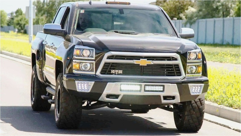 Chevy Reaper Specs >> 2019 Chevy Reaper Will Feature 100 Hp More Than Raptor