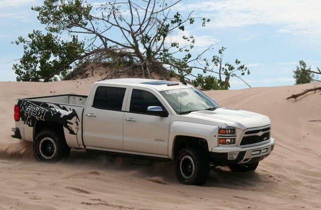 2019 Chevy Reaper Will Feature 100 HP More Than Raptor ...