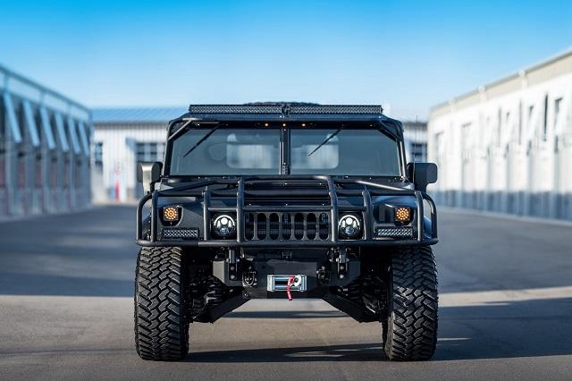 2019 Hummer H1 front