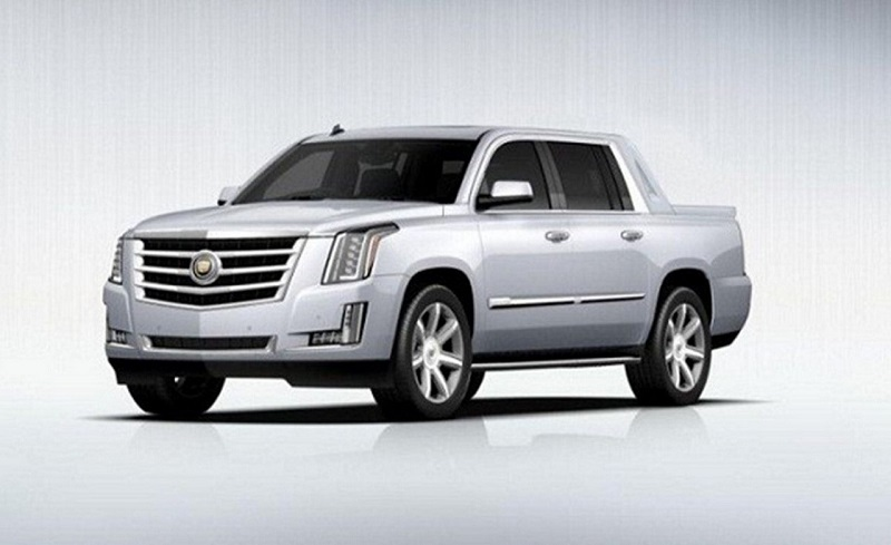 2019 Cadillac Escalade EXT Is Coming Back - 2020 - 2021 ...