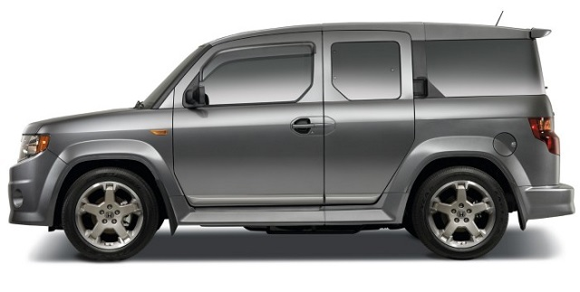 2019 Honda Element release date