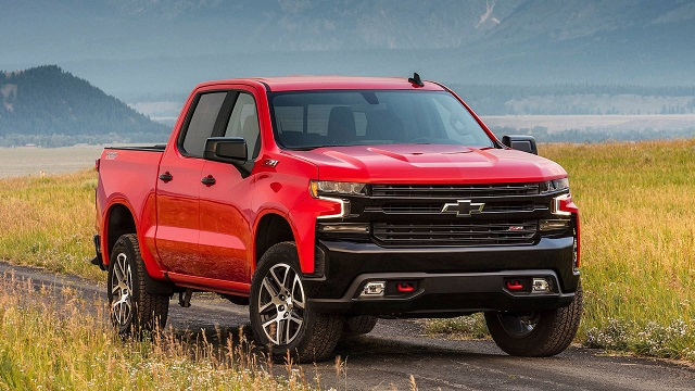 2019 Silverado High Country High Desert