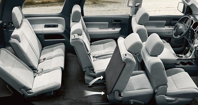 2019 Toyota Sequoia Spy Photos Sr5 2020 2021 Suvs And
