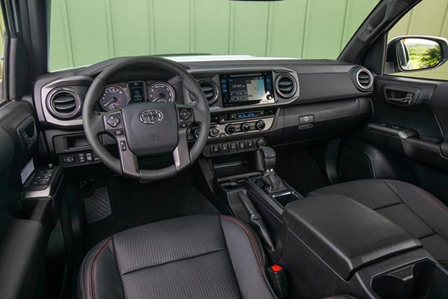 2019 Toyota Tacoma Diesel
