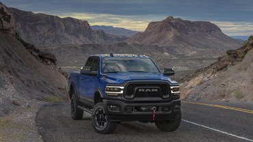 2019 Ram Power Wagon Specs