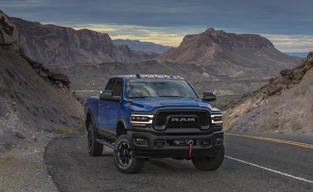 2019 Ram Power Wagon Specs