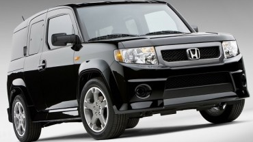 Honda Element Redesign