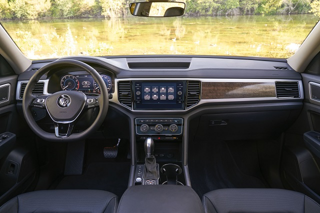 2020 VW Atlas changes