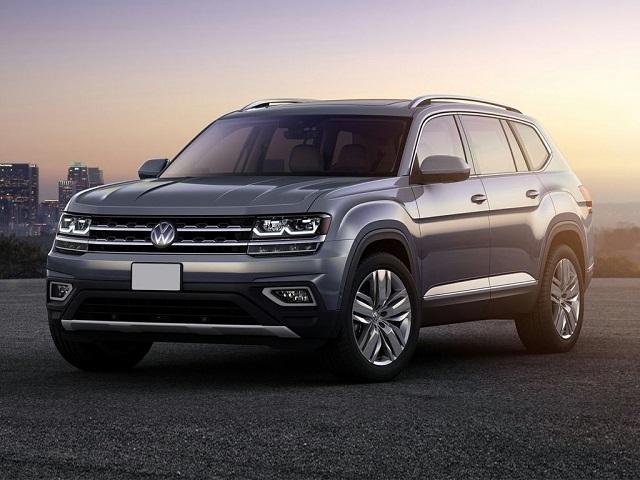 2020 VW Atlas release date