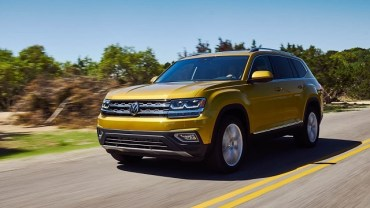 2020 VW Atlas