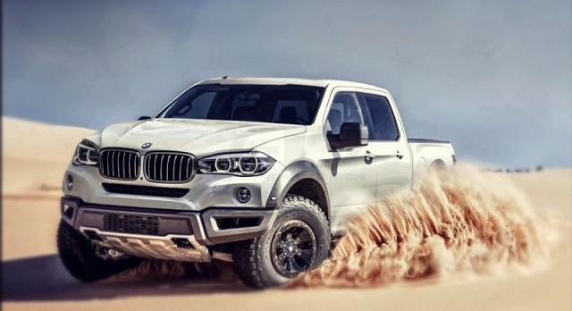 BMW Pickup Truck price