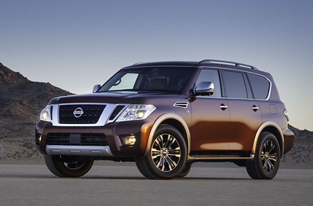 2020 Nissan Armada Configurations, Price - 2020 - 2021 ...
