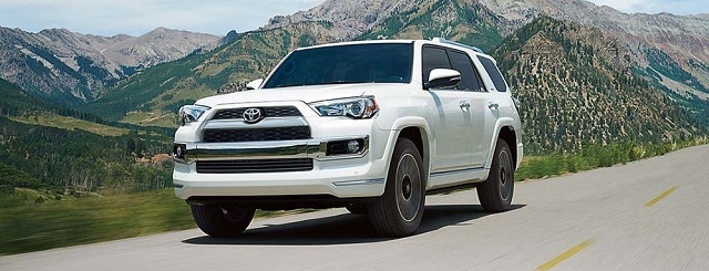 Toyota 4Runner redesign schedule 01
