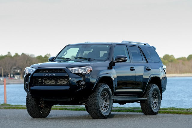 Toyota 4Runner redesign schedule 02