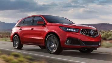 2020 Acura MDX Redesign