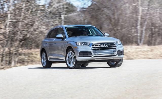 2020 Audi Q5 changes