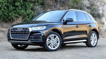 2020 Audi Q5 hybrid