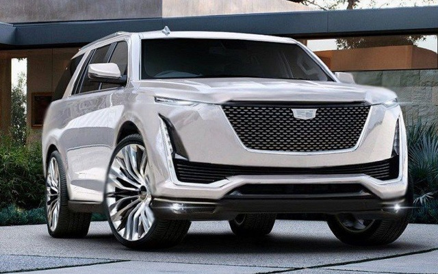 2020 Cadillac Escalade is Almost Production-Ready - 2020 ...