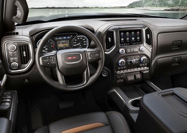 2020 GMC Yukon Interior