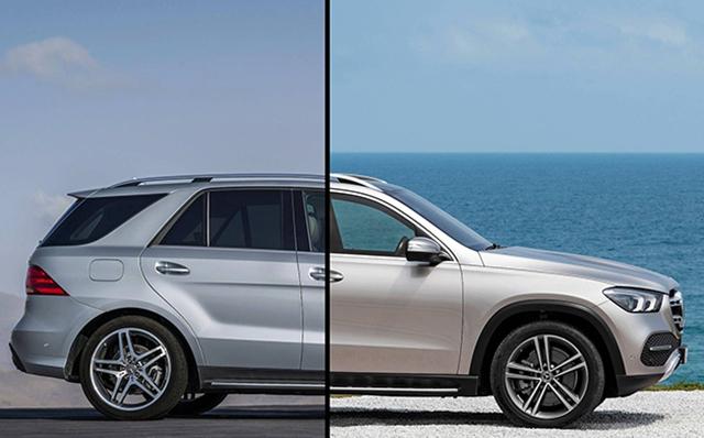 2020 Mercedes GLE Exterior Changes