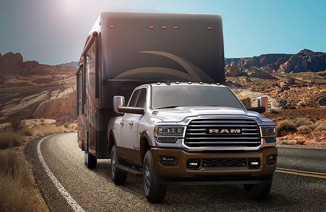2020 Ram 2500 Diesel
