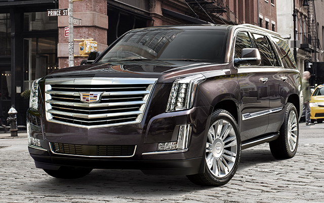 2020 Cadillac Escalade Spy Shots, Interior