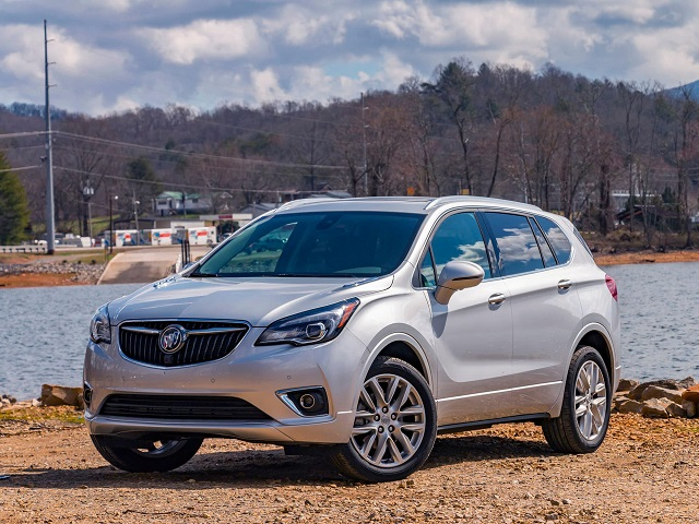 2020 buick envision specs price release date  2020