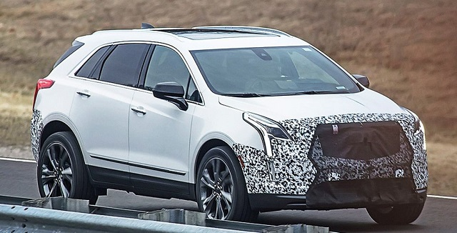 2020 Cadillac XT5: Refreshed, Changes, Release >> 2020 Cadillac Xt5 Gets Styling Updates 2020 2021 Suvs And Trucks