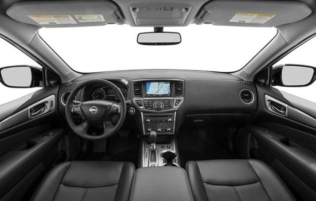 020 Nissan Pathfinder Interior