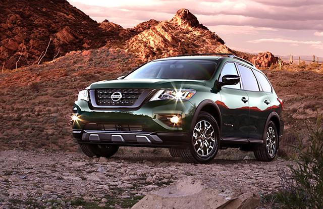 2020 Nissan Pathfinder Redesign