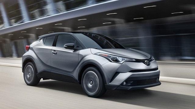2020 Toyota CH-R