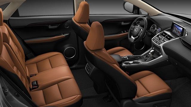2020 Lexus NX changes