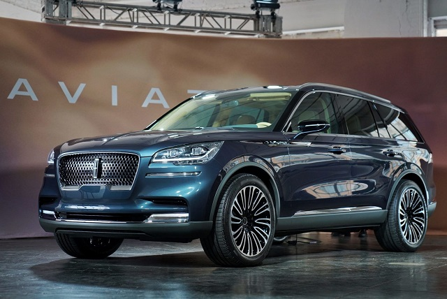 2020 Lincoln Aviator Engine  Black Label  Towing Capacity