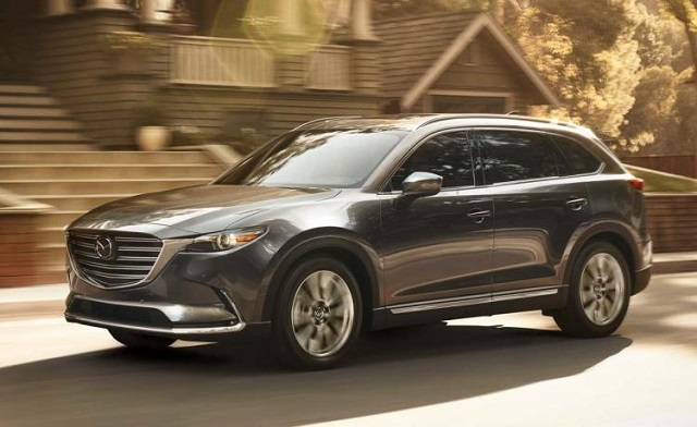 2020 Mazda Cx 9 Changes Interior Diesel 2020 2021 Suvs