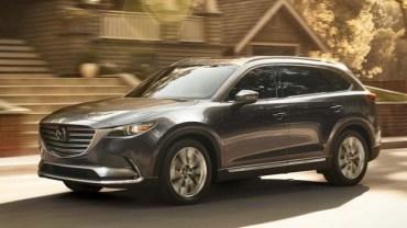2020 Mazda CX-9 Changes