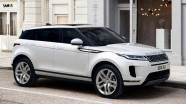 2020 Range Rover Evoque Configurations