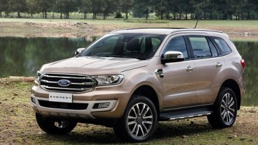 2020 Ford Everest USA