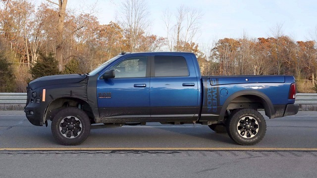 2020 Ram Power Wagon Price