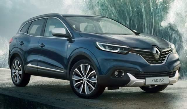 2020 Renault Kadjar Facelift, Hybrid - 2020 - 2021 SUVs ...