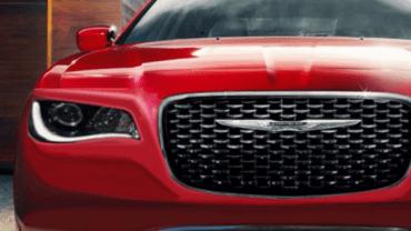 2021 Chrysler Aspen grille
