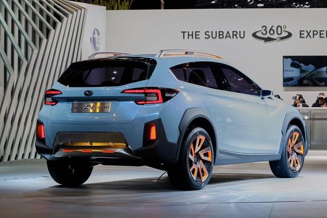 2020 Subaru Crosstrek Changes