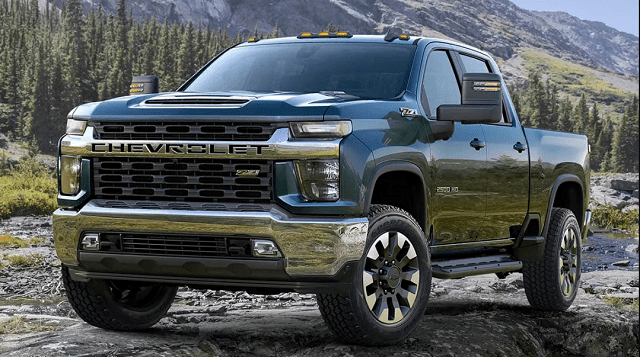 2020 Chevy Cheyenne Rumors