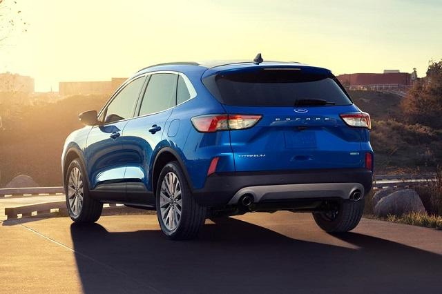 2021 ford escape specs st hybrid interior  2020  2021